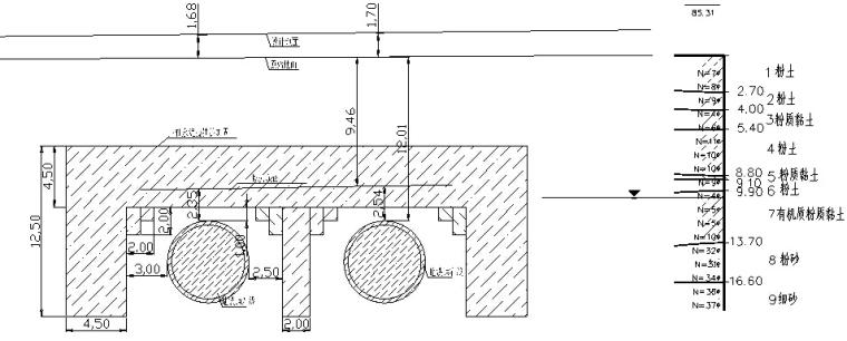 盾构地铁基底加固施工措施