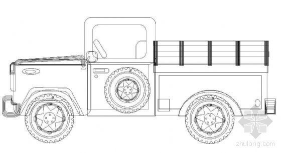 货车图块2