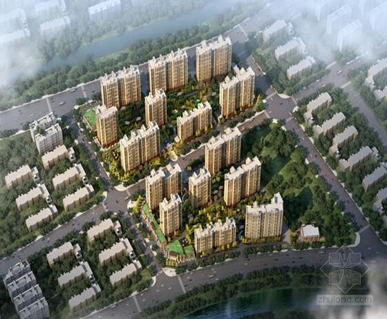 [河南]剪力墙结构高层住宅施工组织设计(200余页商鼎杯)