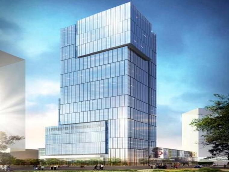 绿地广州超高层项目施工组织设计(94页,图文丰富)