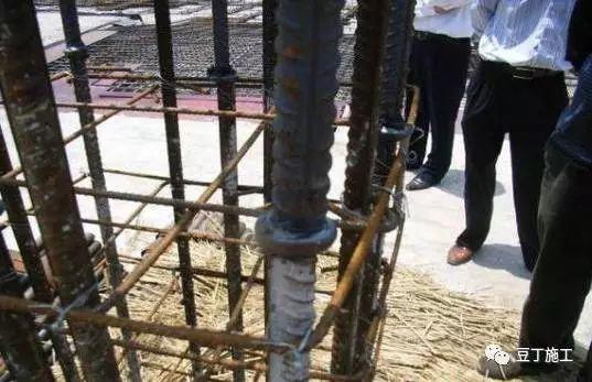 钢筋端头定位电渣压力焊的施工通病及优秀做法(图)!