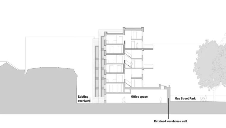 建筑师独立开发的公寓楼,真是好房子!_44