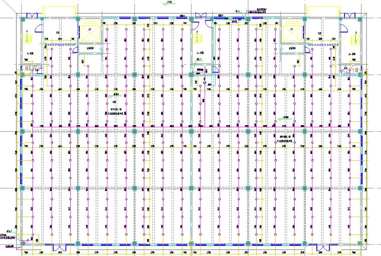 浙江省台州市椒江区中小企业创业园1-45#研发厂房给排水施工图