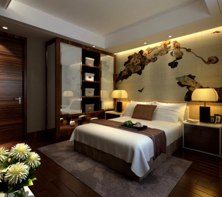 [北京]首开铂郡C2户型室内设计方案(19张)