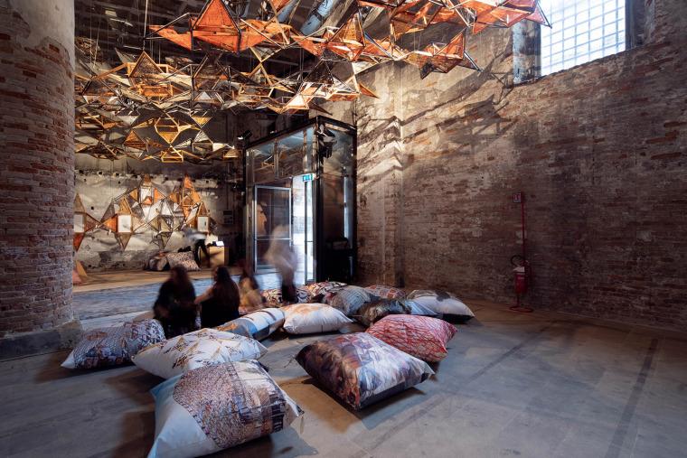 意大利建筑元素的编织艺术