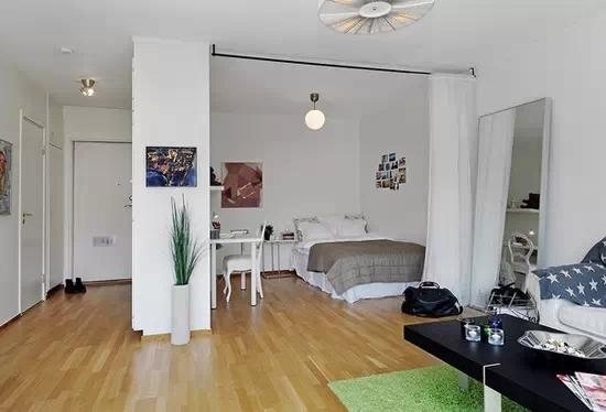 让您美美地睡上一觉,卧室效果图现代简约风格赏析