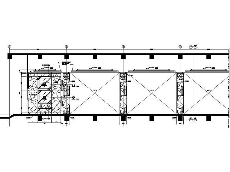 [中山]新中式特色风情酒店宴会厅室内设计施工图_6