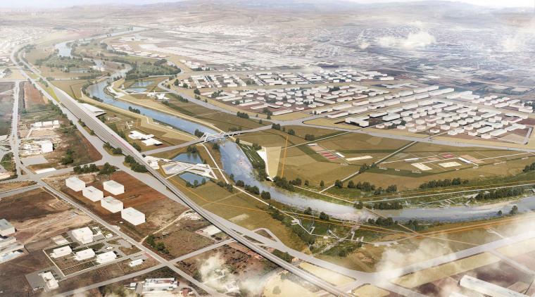 土耳其克泽尔河环境的改造-1