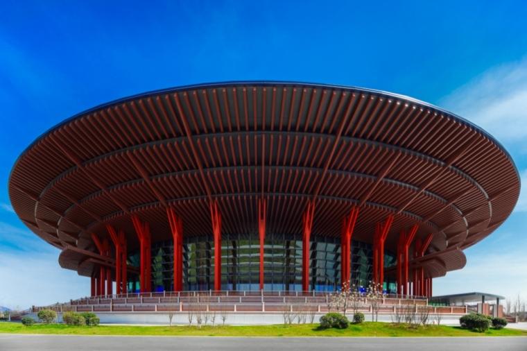 雁栖湖国际会展中心,不只是雾霾的净化器