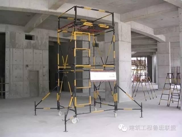 安全文明标准化工地的防护设施是如何做的?_32