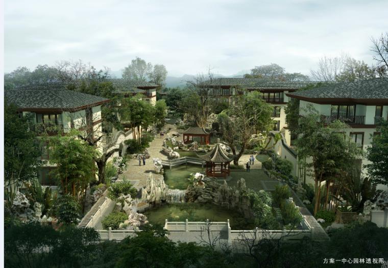 住宅-周庄·万盛园建筑设计