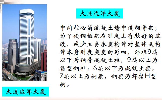 [上海大学]钢框架-钢筋混凝土核心筒(共51页)