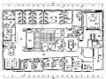 现代混搭风格凯隆地产办公空间设计施工图(附效果图)