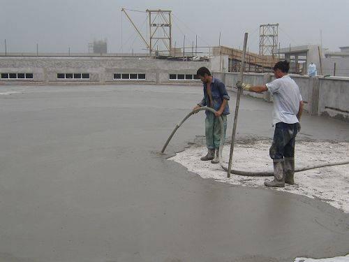 土建施工中的混凝土施工技术要点