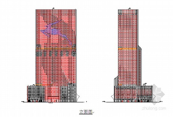 [福建]框架核心筒结构办公大楼工程地下室工程施工方案(120页 附图较多)