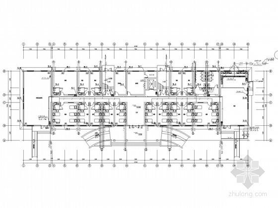 老年人公寓楼资料下载-[安徽]老年公寓给排水施工图