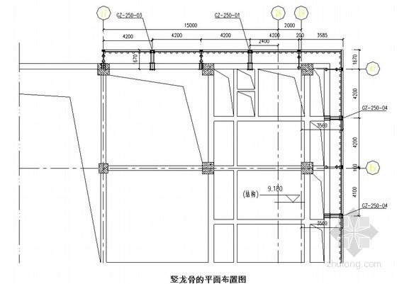 [四川]客运站工程编织幕墙施工方案