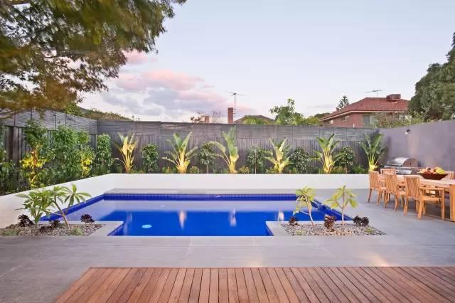 赶紧收藏!21个最美现代风格庭院设计案例_58