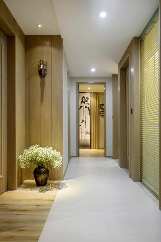 宁波木材质世贸湾公寓-8