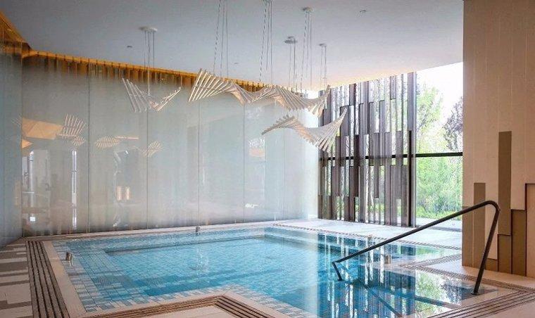 西安雍容盛大的现代君悦酒店室内实景图 (18)