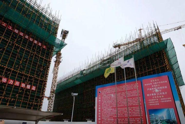 现场直击!上海首个低碳型高预制率装配式产业园