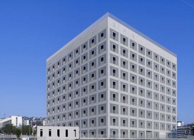 德国斯图尔特城市图书馆第1张图片