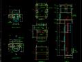 电梯、楼梯、货梯节点大样图纸分享