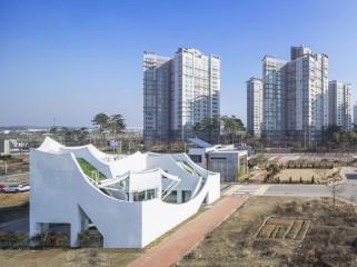 韩国的飞行住宅