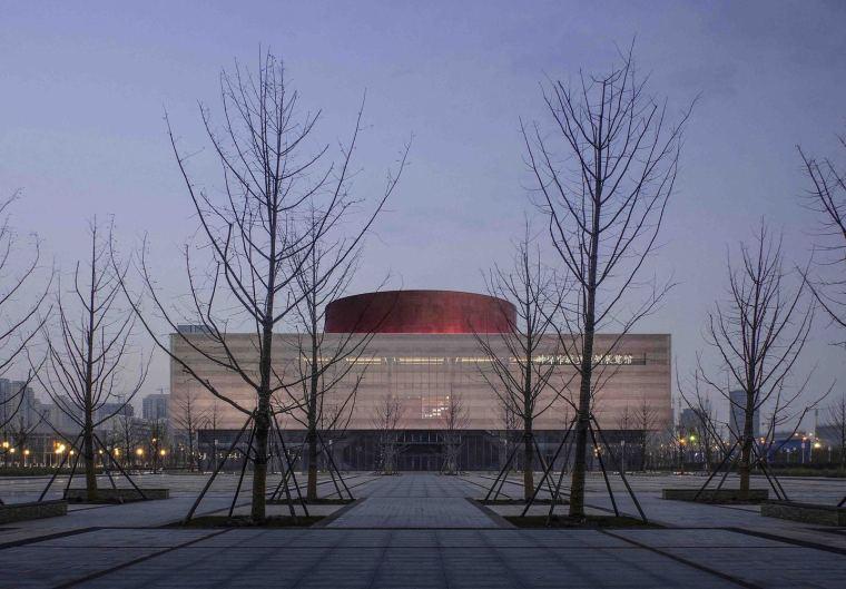 蚌埠博物馆和规划馆