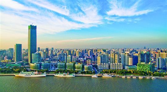 BIM应用案例之上海北外滩白玉兰广场应用BIM技术实现钢平台标准化