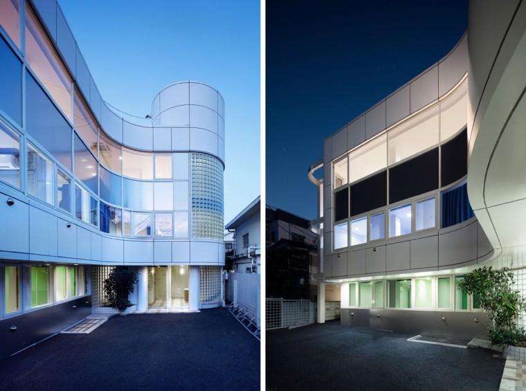 日本多彩的共享建筑-4