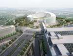 [江苏]国内知名电商办公环境景观设计方案