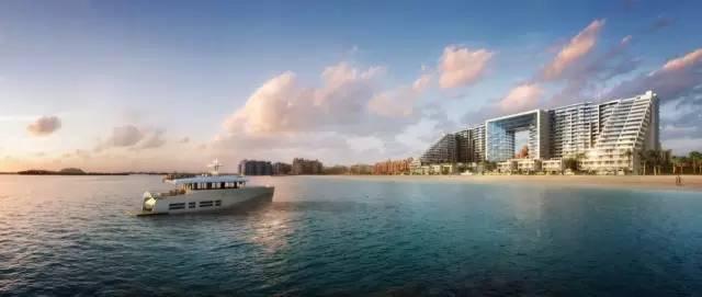 雅布在迪拜设计的酒店和样板房,原来奢华还有另外一种格调!