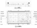 [广东]雅居后现代风格室内设计施工图(含效果图)