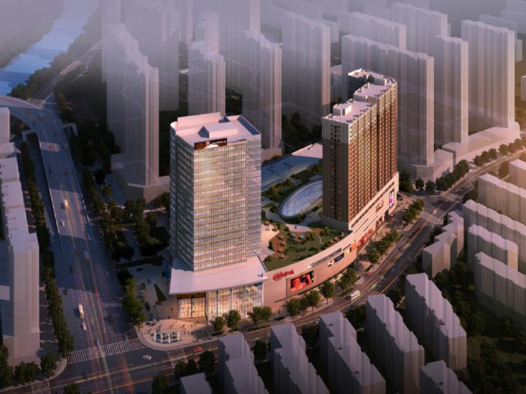 [南京]框架结构商业建筑施工组织设计(421页)