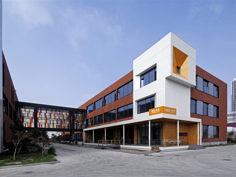 日照工业设计中心改造