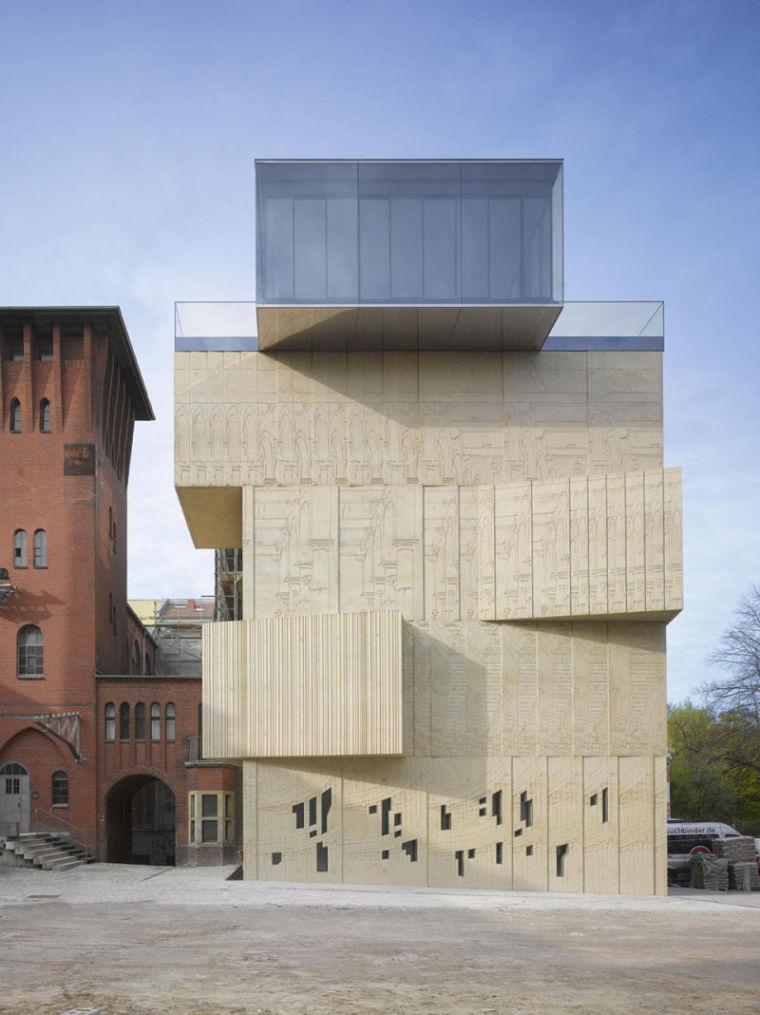 [建筑设计]建筑图纸博物馆