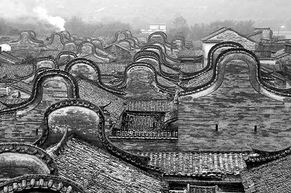 万漪景观分享-逐渐消失中的中国古建筑之美_26