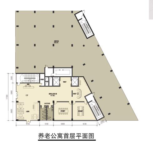 [广州]别致立面一梯一户高层住宅建筑设计方案文本(含SU、CAD)_11