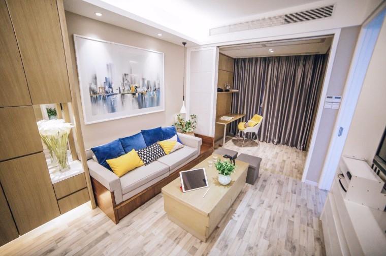 深圳小户型收纳功能住宅