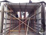 地下管廊廊体建造支模施工