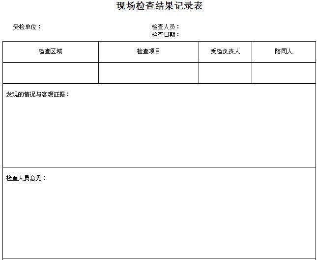 工程部项目管理用表大全(85页)