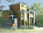 别墅建筑方案设计文本