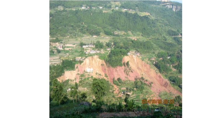 巫山县龙溪镇百花台滑坡应急抢险监测总结报告