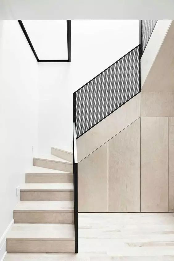楼梯设计,从材料到尺寸都在这_18
