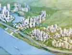 [重庆]SOM化龙桥概念设计方案文本
