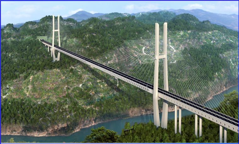 超高变截面墩塔节段钢筋整体快速装配技术研究报告PPT