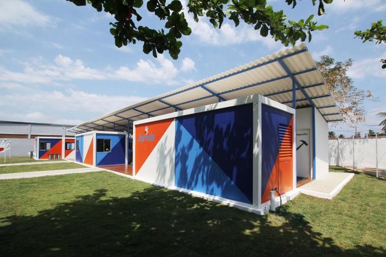 巴西JAMDS社会建筑-1
