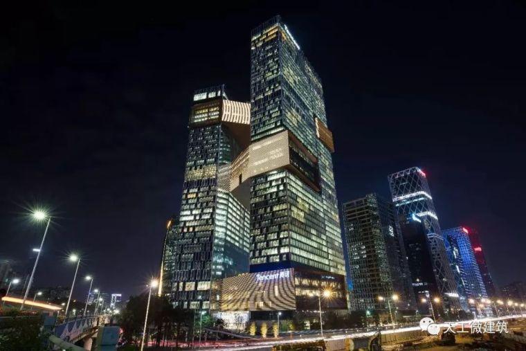 企鹅新总部大楼告诉你,什么是真正的智能建筑!