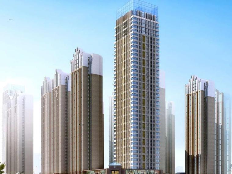 [辽宁]大连益田西安路住宅区概念规划设计方案文本
